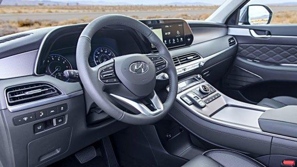 Hyundai готовит «заряженный» внедорожник Palisade X