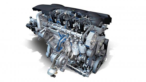 Назван ТОП-3 самых надежных и мощных современных двигателей