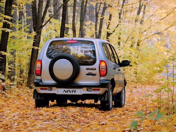 «Мегапенсионерский» внедорожник: О впечатлениях от Chevrolet Niva после Toyota рассказал владелец