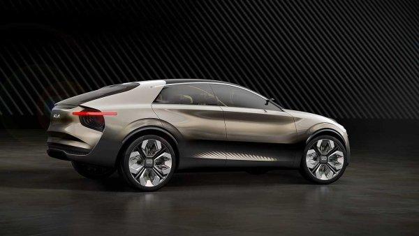 Скоро все KIA будут такими: Представленный в Женеве чудо-концепт KIA Imagine очаровал автомобилистов