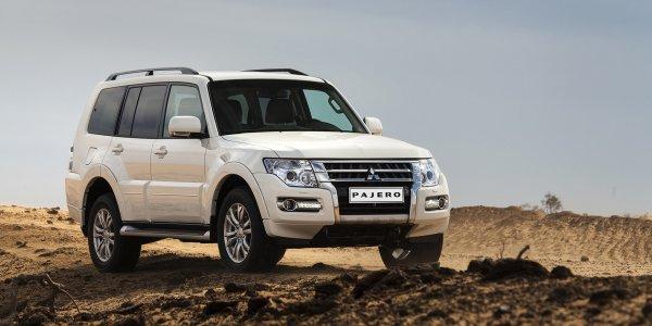 «Можно попасть на серьезный ремонт!»: «Болевые точки» Mitsubishi Pajero раскрыл автовладелец