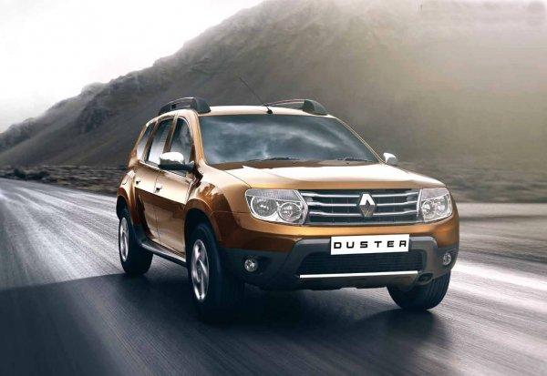 «Неподвижный кусок бревна»: В сети «разнесли» Renault Duster «на максималках», застрявший в лёгком снегу