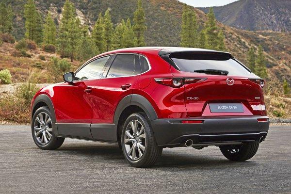 «Совершенно новая «Мазда» : Своими впечатлениями о новом Mazda CX-30 поделился обзорщик