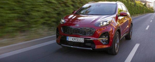 В Китае начали продавать KIA Sportage с экономичным турбомотором