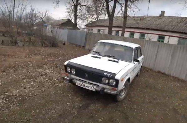«Наши деды мечтали об этой тачке»: О достоинствах потрёпанного временем ВАЗ-2103 рассказал блогер