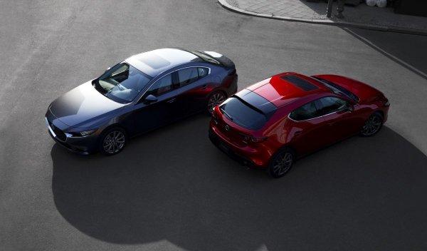 «Всё бы хорошо, но есть одно но»: Новой Mazda 3 очень не хватает скорости – блогер