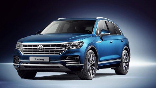«Экономичнее Смарта»: Своими впечатлениями о Volkswagen Touareg 2018 поделились эксперты