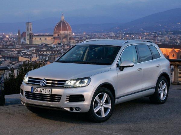 «Дарит удовольствие от вождения»: Впечатлениями от Volkswagen Touareg поделился эксперт