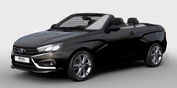 «Проще «Семёрке» крышу спилить»: Почему «АвтоВАЗ» не выпустит кабриолет LADA Vesta, рассказали в сети