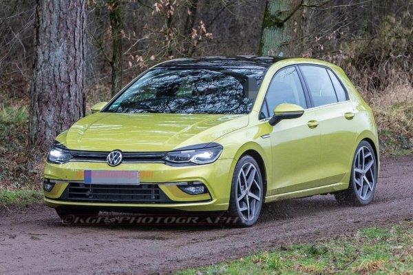 Volkswagen повременит с запуском нового Golf