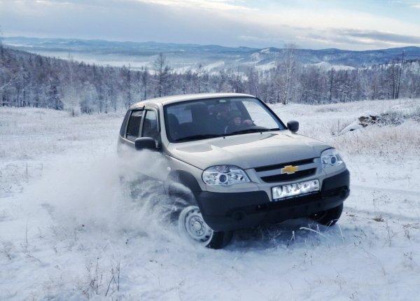 «Хрустальная «Шнива»: Блогер развенчал миф о ломучести Chevrolet Niva