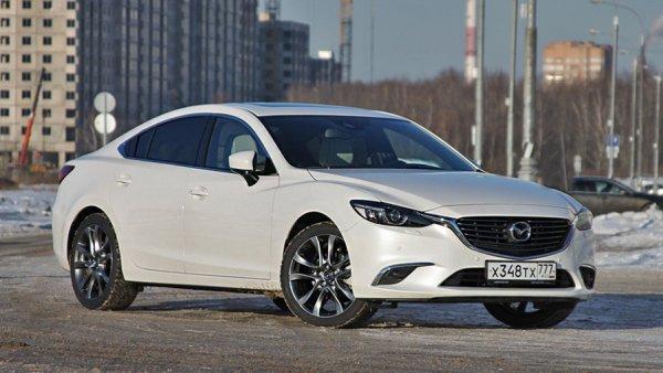 «Ещё одно японское ведро»: Популярный блогер откровенно рассказал о Mazda 6 в «топе»
