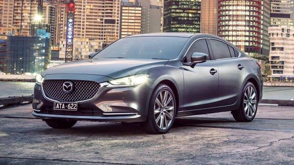 «Не такую Мазду мы ждали!»: Динамика обновленной Mazda6 Turbo очень разочаровала эксперта