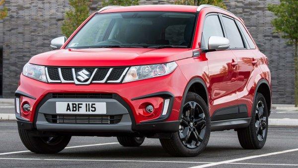 Битва «бюджетников»: Suzuki Vitara и Hyundai Creta сразились на бездорожье