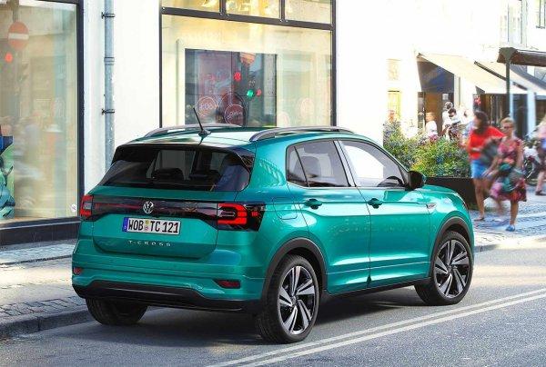 «Убийца» Hyundai Creta: О новом Volkswagen T-Cross рассказали эксперты