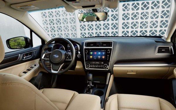 Обновленный седан Subaru Legacy отправился в продажу