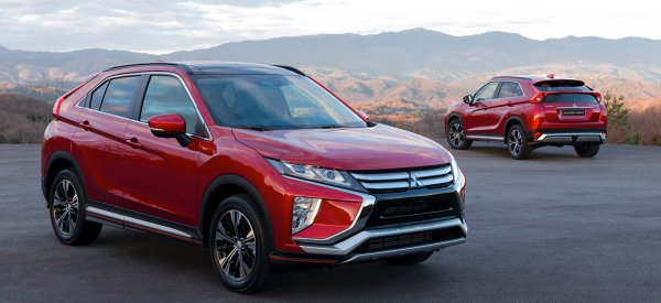 Автомобиль для тех, кто молод душой: О новом Mitsubishi Eclipse Cross 2019 рассказал обзорщик