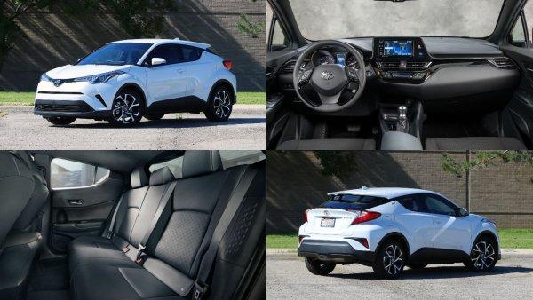 Toyota выпустит самую доступную версию кроссовера Toyota C-HR 2019 за 20 000$