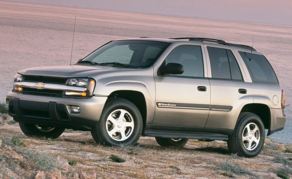 «Не совсем и дохлый!»: О Chevrolet TrailBlazer за 200 000 рублей рассказали эксперты