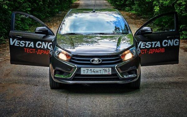 «В чём выгода газа»: Откровенно о LADA Vesta CNG рассказал владелец