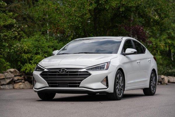 «Это что, Audi?»: О Hyundai Elantra 2019 высказался эксперт