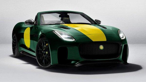 «Дьявольский» спорткар: Lister подготовил 666-сильный родстер на базе Jaguar F-Type