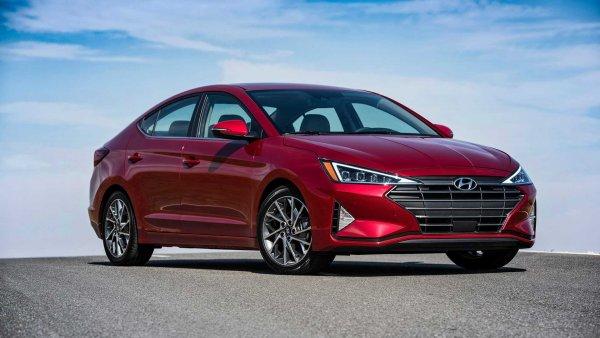 Красавица или чудовище: Обзорщик рассказал об обновленной Hyundai Elantra