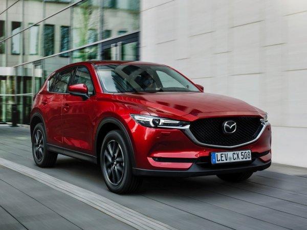«Лучший среди своих конкурентов»: Автомобилист расхвалил кроссовер Mazda CX-5