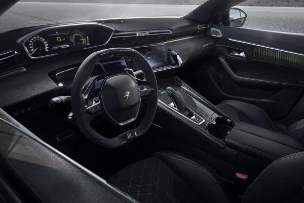 В Россию вернулся лифтбек Peugeot 508 с дизельным мотором
