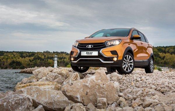 «Убийца Дастера»: LADA Xray Cross и Renault Duster сравнили на бездорожье