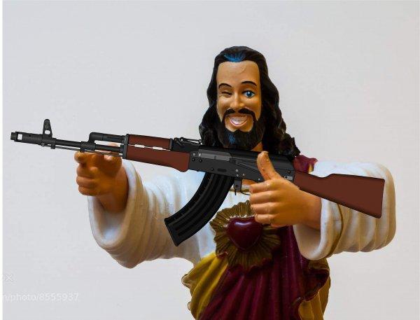 «Распни Иисуса сам»: США продвигает антирелигиозную идеологию через игрушки для детей