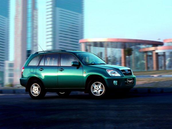 «Пиратская версия Toyota RAV4»: Достоинства подержанного Chery Tiggo за 285 тысяч назвал эксперт
