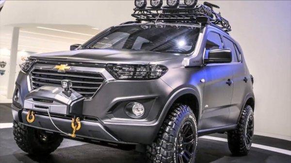 «Оснащен по последнему слову техники»: Эксперт расхвалил новую комплектацию Chevrolet Niva