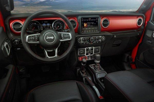 Названы ценники и дата начала продаж нового внедорожного пикапа Jeep Gladiator