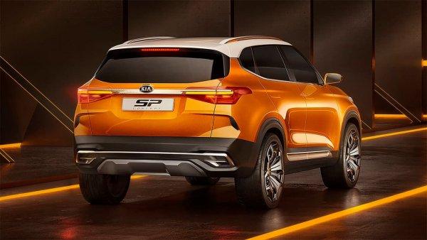 Станет ли «убийцей» Hyundai Creta?: Раскрыты подробности о кроссовере KIA Tusker