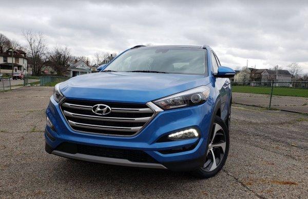 «Злой» тюнинг: Умельцы усовершенствовали Hyundai Tucson