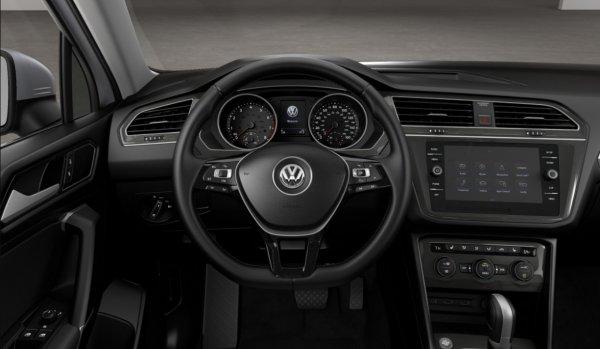 «Строгий, но четкий»: Блогер впервые прокатился на Volkswagen Tiguan