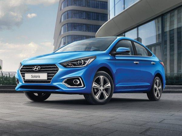 «Битва» поколений: Сравнительный обзор старого и нового Hyundai Solaris появился в сети