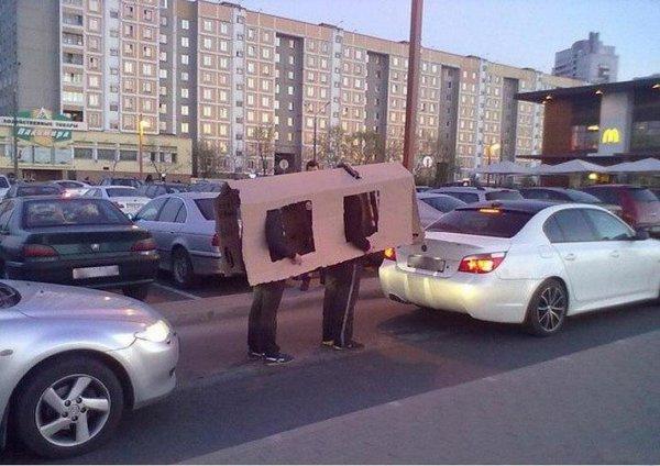 «Бугатти» по-русски: Самый экономичный «автомобиль» довел до истерики пользователей сети