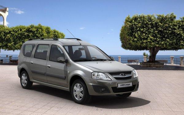 «Ларгус» для экономных: «АвтоВАЗ» дал «зелёный свет» продажам LADA Largus CNG