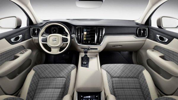 В России открылся заказ на новый Volvo V60 Cross Country