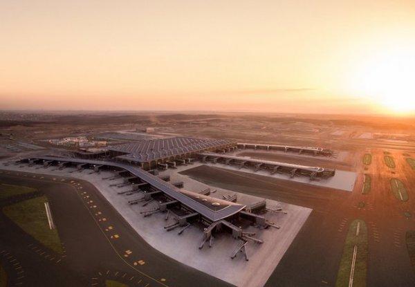 Оживление в турецком секторе торговли недвижимостью в связи с переносом рейсов в Новый аэропорт Стамбула