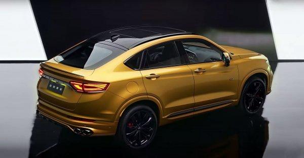 Лучше BMW, дешевле Tucson: Новый китайский кроссовер Geely Xingyue 2019 покорил россиян