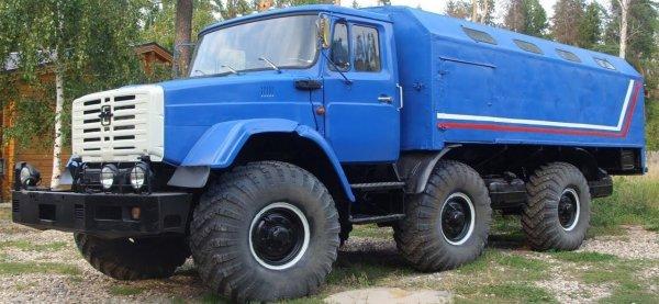 Советский внедорожный «монстр»: О самом проходимом грузовике в лице ЗИЛ-4972 рассказал эксперт