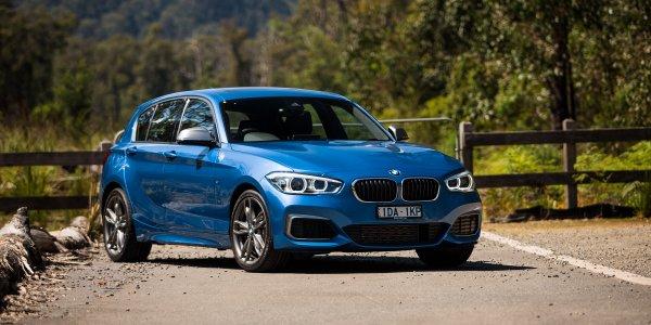 BMW M135i за 1,3 миллиона: Неожиданную альтернативу LADA Vesta Sport предложил блогер