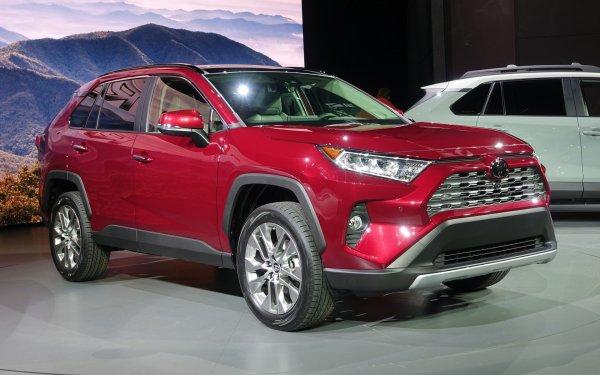 «Едет жестковато»: Всю правду о новом Toyota RAV4 2019 рассказал эксперт