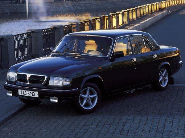 «Лютое Волгарище»: «Заряженный» ГАЗ-3110 в заезде с Land Rover и УАЗ «Патриот» восхитил экспертов