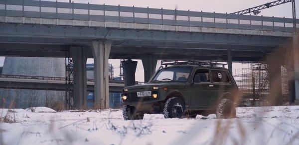 «Нива-убийца» за 85 000 рублей: «Заряженной» для внедорожья LADA 4x4 похвастался блогер