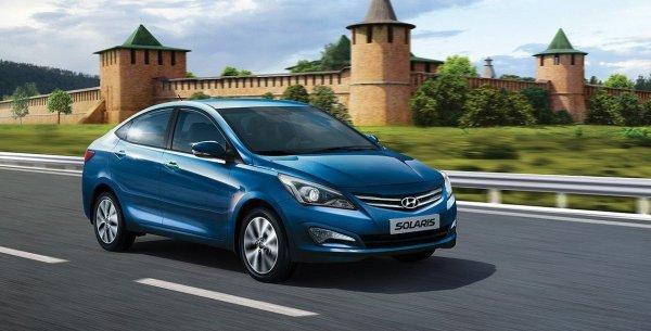 «Очень экономно»: Почему стоит перевести Hyundai Solaris на газ, объяснил блогер