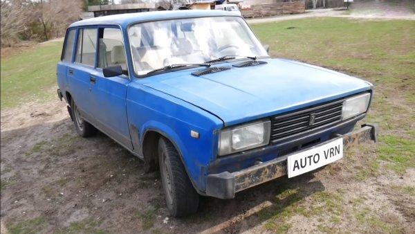 «Убийца иномарок»: О «лютом» ВАЗ-2104 с мотором от Toyota Supra рассказал блогер